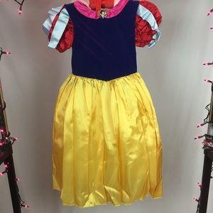 Authentic Walt Disney World Snow White Costume